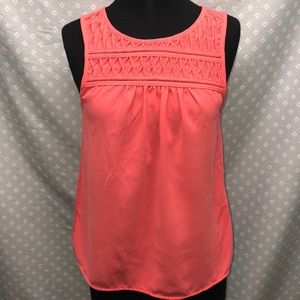 Coral Tank Top